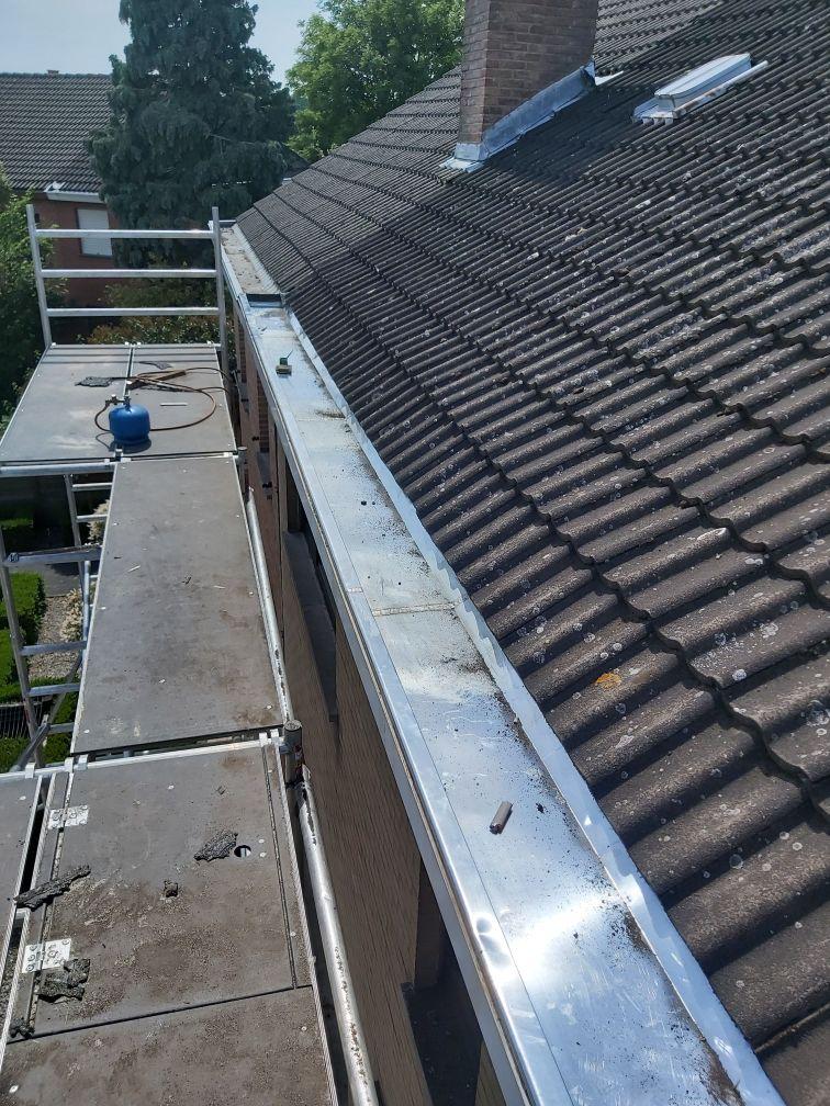 realisatie dakwerken b-concept bv dakgoot vernieuwen te kortrijk (6)